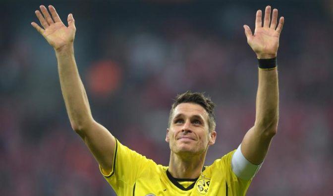 Sebastian Kehl bestritt 313 Bundesliga-Spiele. Er gewann drei Meisterschafts-Titel und schoss 24 Bundesliga-Tore. Nach Stationen bei Hannover und Freiburg, spielte er fast 13 Jahre für den BVB Dortmund. (Foto)