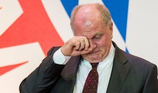 Erlebt Uli Hoeneß das Saisonende noch in Freiheit? (Foto)