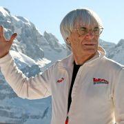 Ecclestone: Der «bescheidene» Mann fürs F1-Geschäft (Foto)