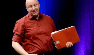 Horst Evers: «Vom Mentalen her quasi Weltmeister» (Foto)