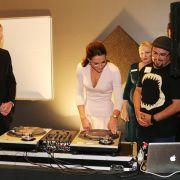 Saucool! «DJane Kate» mixt den besten Sound (Foto)