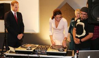 Rock the house: Kate macht Musik. (Foto)