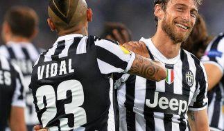 Juve nicht mehr weit vom Heim-Finale entfernt (Foto)
