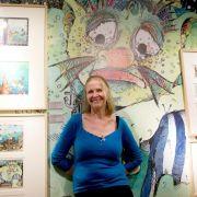 Cornelia Funkes fantastische Welt im Grass-Haus (Foto)
