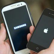 Google bot Samsung Hilfe in Patentstreit mit Apple an (Foto)