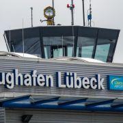 Flughafen Lübeck meldet Insolvenz an (Foto)