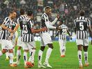 Juventus Turin will das Europa-League-Finale im eigenen Stadion spielen. (Foto)