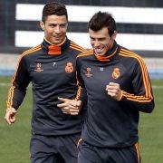 Ronaldo kann spielen - Mandzukic statt Müller (Foto)
