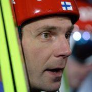 Finne Ahonen macht bis 2017 weiter (Foto)