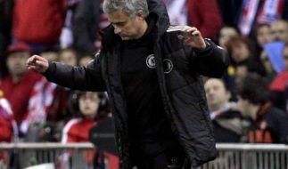 Englischer Verband klagt Mourinho an (Foto)
