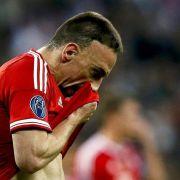 Ribéry und die Formsuche:Wo ist die Leichtigkeit? (Foto)