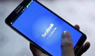 Smartphone-Werbung beflügelt Facebook (Foto)