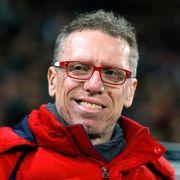 Köln-Trainer Stöger: «Mannschaft ist noch nicht satt» (Foto)
