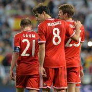 Pressestimmen zum Spiel Real Madrid -Bayern München (Foto)