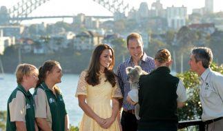 Royals haben Mission in Down Under erfüllt (Foto)
