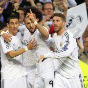 Real im Mourinho-Stil: «Die Herren des Konters» (Foto)