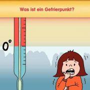 Lauwarm oder eiskalt: Kinderseiten zum Thema Temperatur (Foto)