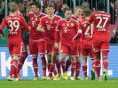 Bayern nach Niederlage wieder in München (Foto)