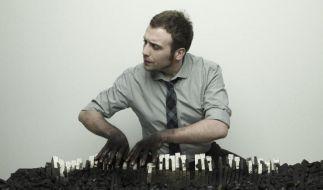 Jazzer Raphael Gualazzi:ESC-Zweiter mit feinem Mix (Foto)