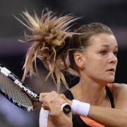 Scharapowa und Radwanska in Stuttgart im Viertelfinale (Foto)