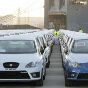 Seat stoppt Autoexporte nach China (Foto)