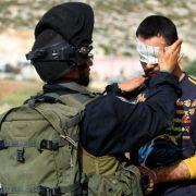 Israel setzt Friedensgespräche wegen Hamas aus (Foto)