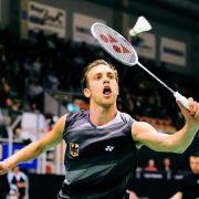 Aus für Zwiebler bei Badminton-EM - Schnaase weiter (Foto)