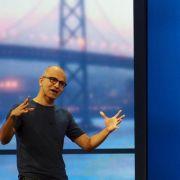 Microsoft verdient unter neuem Chef weniger (Foto)