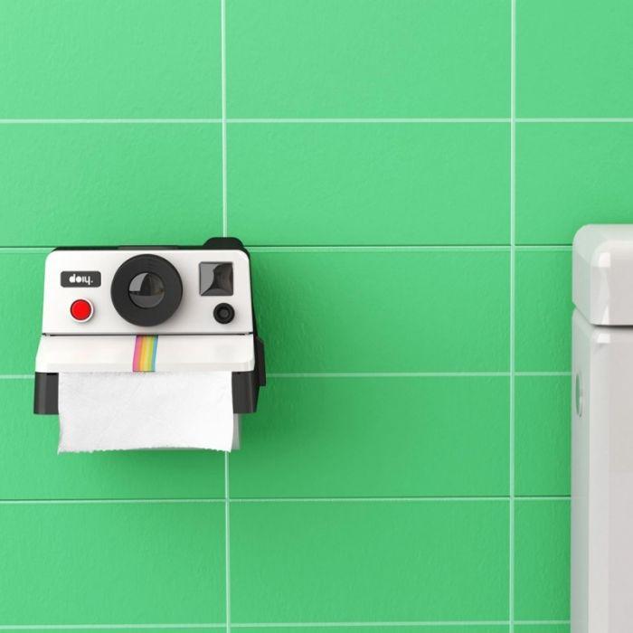 Paparazzi-Alarm auf dem stillen Örtchen (Foto)
