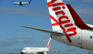 Medienberichten zufolge wurde der Flieger zur Landung in Bali gezwungen. (Foto)