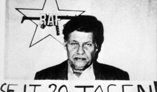Hanns-Martin Schleyer wurde von der RAF entführt und ermordet. (Foto)
