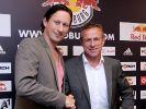 Werben um Salzburg-Coach Schmidt: Rangnick äußert sich (Foto)