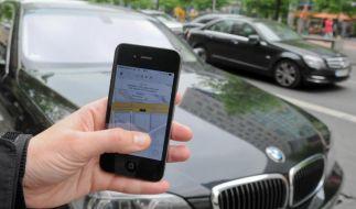 Zoff ums Taxi - Neue Anbieter drängen auf den Markt (Foto)
