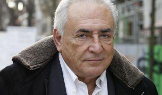 Dominique Strauss-Kahn, kurz DSK. (Foto)