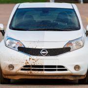 Nissan testet selbstreinigenden Autolack (Foto)