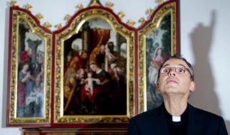 Pfarrer rufen Tebartz-van Elst zu Gehaltsverzicht auf (Foto)