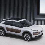 Citroën C4 Cactus kostet mindestens 13 990 Euro (Foto)