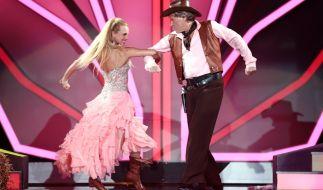 Überlebt Tanz-Ungeheuer Bernhard Brink auch die vierte «Let's-Dance»-Show? (Foto)