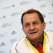 Hörmann nimmt Eisschnelllauf-Verband in die Pflicht (Foto)