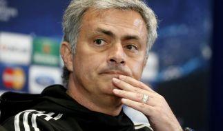 Mourinho mault vor Chelsea-Gipfel in Liverpool (Foto)
