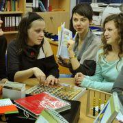 Achtung Erstsemester:Eine Referatsgruppe nur mit Bekannten bilden (Foto)