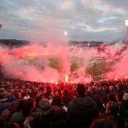 4000 Polizisten sollen in Athen Pokal-Endspiel hüten (Foto)