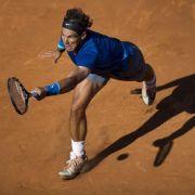 Nadal in Barcelona ausgeschieden (Foto)