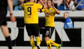 Bielefeld schöpft nach 4:1 in Bochum wieder Hoffnung (Foto)