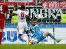 Köln nur 1:1 in Ingolstadt (Foto)