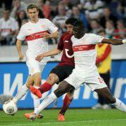 0:0 für Stuttgart und Hannover 96 unbefriedigend (Foto)