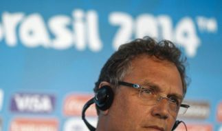 FIFA zuversichtlich für WM-Organisation in Brasilien (Foto)