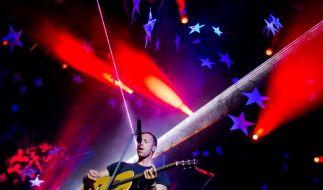 «Ghost Stories»: Coldplay stellt neues Album vor (Foto)