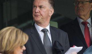 Bericht:Van Gaal wird neuer Trainer von ManUnited (Foto)