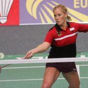 Badminton-EM: Schnaase holt Bronze nach Halbfinal-Aus (Foto)